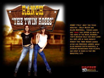 牧場 的 雙 玫瑰 一部分 1