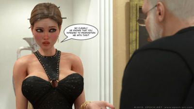 Clara Ravens 4- Colombina's Illusion - part 16
