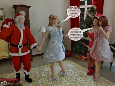 圣誕節 禮物 2 - 圣誕老人 - 一部分 2