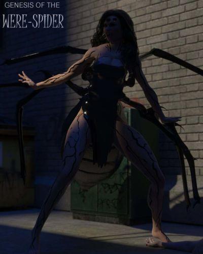 Genesis of the Were-Spider