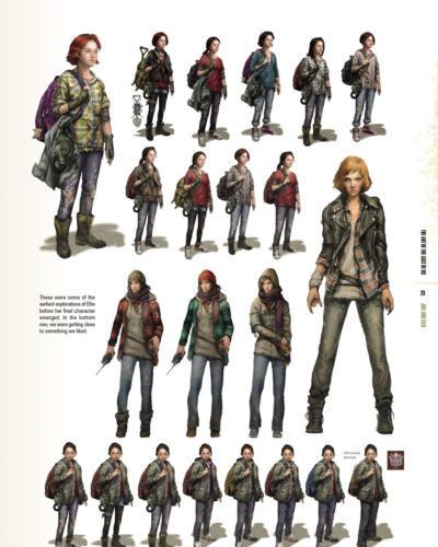 The Art of The Last of Us - part 2