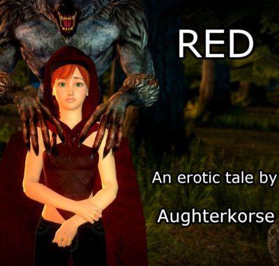 紅色的 - 一個 小 紅色的 也能 罩 故事