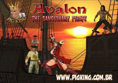AVALON- THE SANGUINARY PIRATE