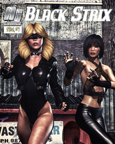 Black Strix - The Black Hand of Fate - part 5
