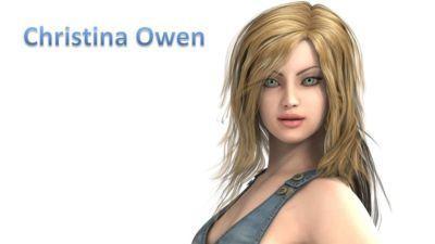 Christina Owen + Bonus material