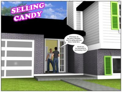 Selling Candy
