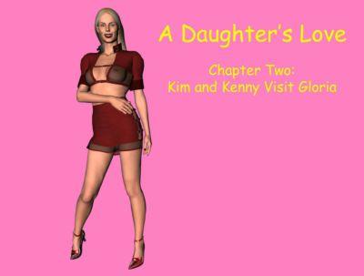 一個 女兒 愛情 第一章 2