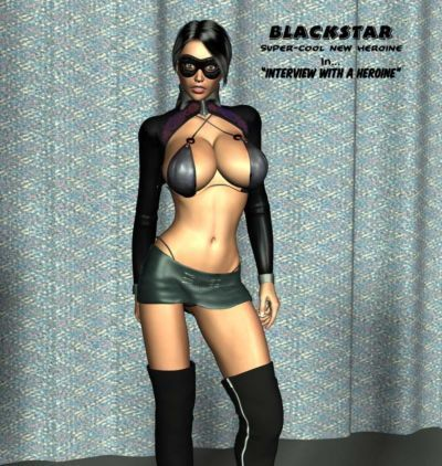 Blackstar - Interview With A Heroine