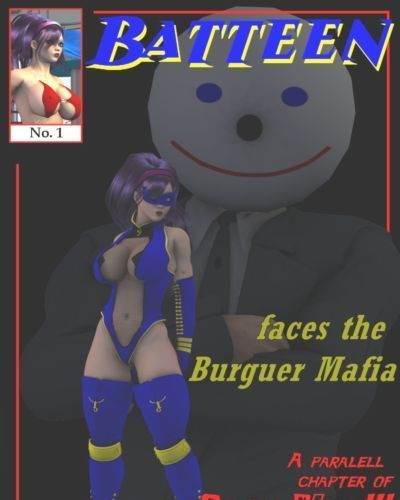 Batteen 01 - Faces the Burguer Mafia