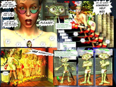 Joanna in Cyberhell - part 12
