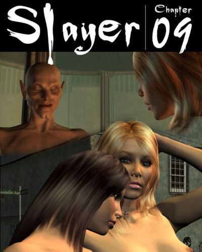 The Slayer - Issue 9