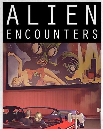 Alien Encounters - 01