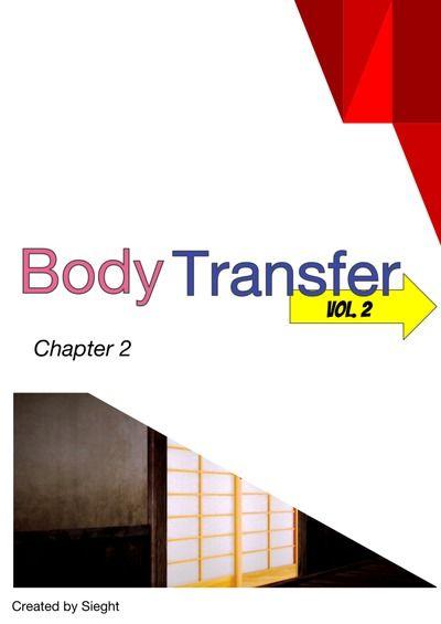 身體 轉移 vol Ch