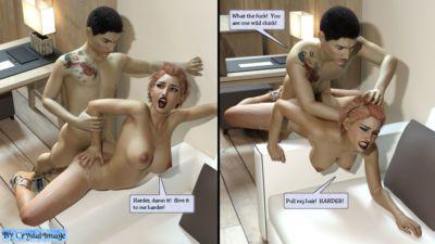 Classic Silke 5 - Virtual Desires - part 2