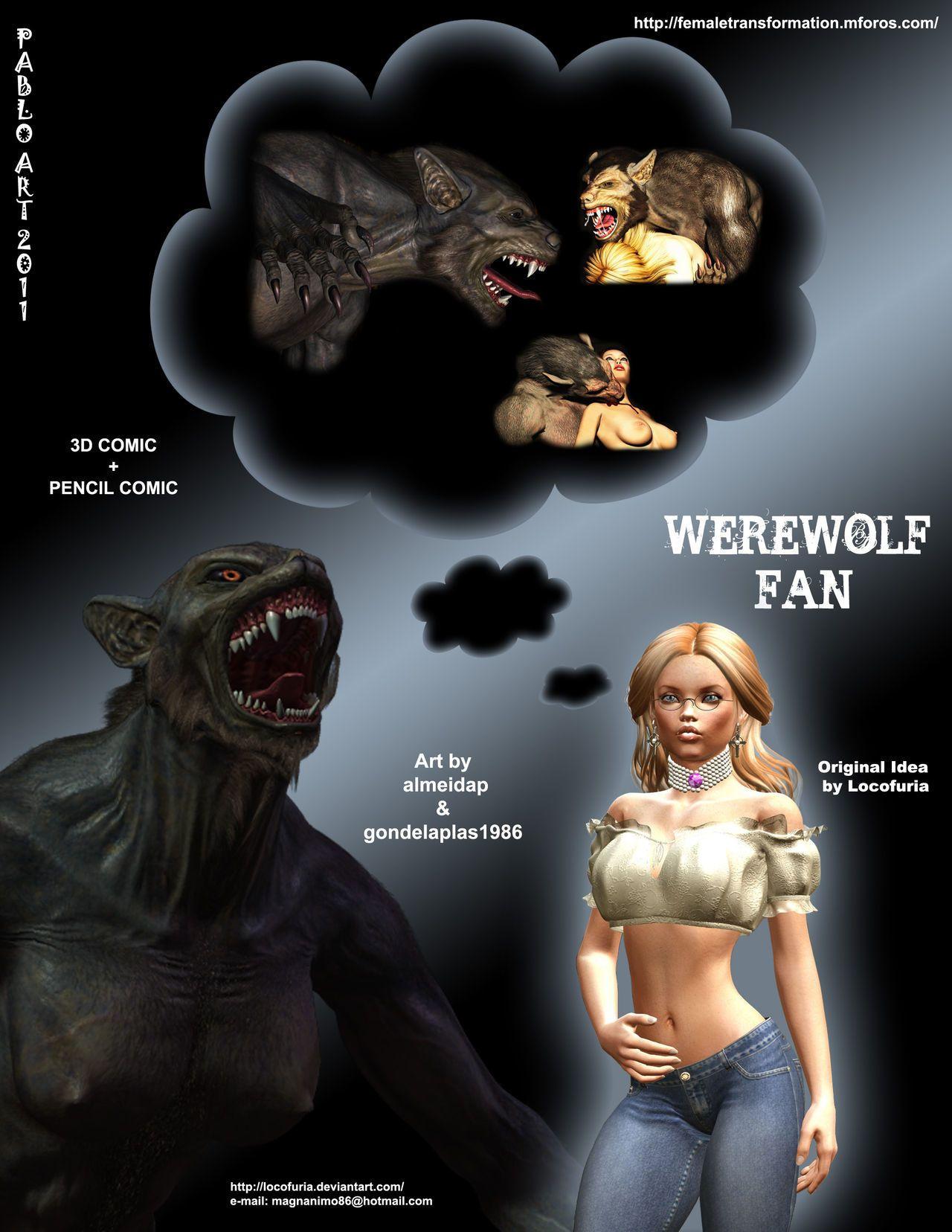 Werewolf porn pics pron vids