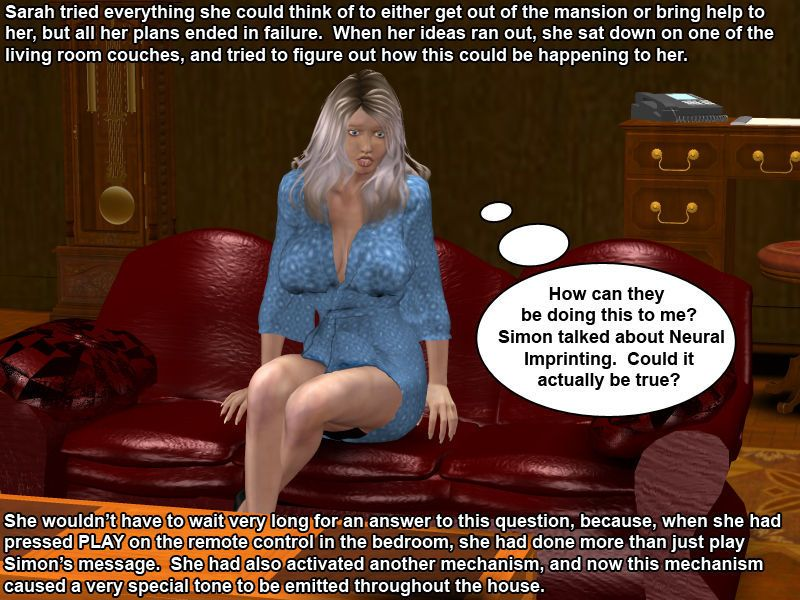 How to create the Perfect Housewife - part 2