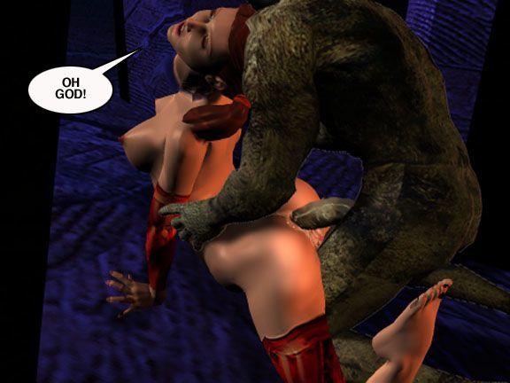 Mindy - Sex Slave On Mars c301-325 - part 6