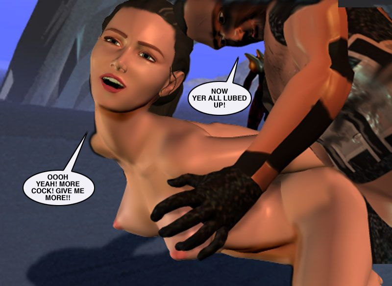 Mindy - Sex Slave On Mars c226-250 - part 12