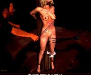 TortureFun - Mandys ordeal - part 3