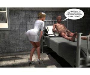 Hollys Freaky Encounters - Night Shift Nurse - part 2