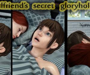 Girlfriends Secret Gloryhole
