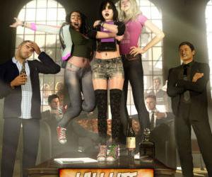 Lali Lite 1 - The Gentlemens Club