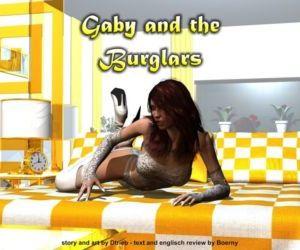 Gaby and the Burglars