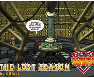 Doctor Why - The Lost Season