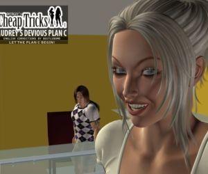 Cheap Tricks II - Audreys Devious Plan C