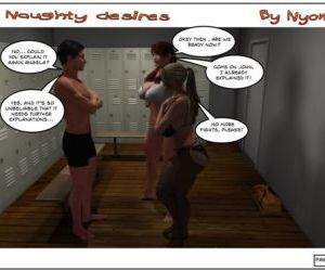 Naughty Desires - part 3