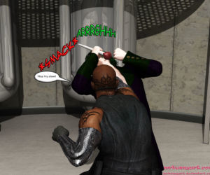 Cain vs Catwoman - part 4