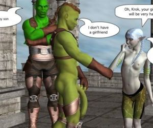 The sex elf quest 3 - part 2