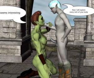 The sex elf quest 3 - part 3
