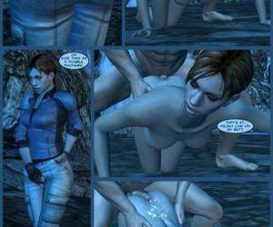Lady & Cop VS Penetrator - part 4