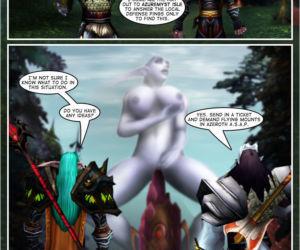 World of Warcraft Screenshot Manipulations - part 3