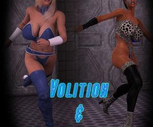 Volition & The Cheetah