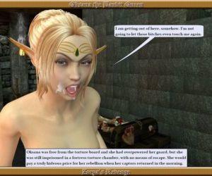 Oksana the Bandit Queen - Part Three - part 6