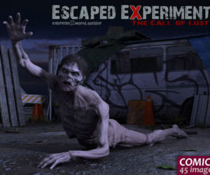 Escaped experiment - The call of lust - part 3