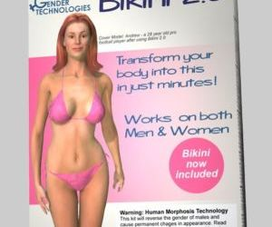 3d Bikini