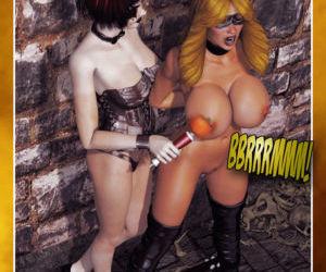 Hip Gals - Halloween Sex Kitten - Part 1-16 - part 9
