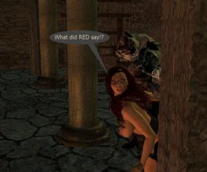 3D Little Red - part 4