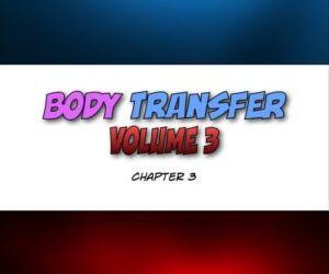 Body Transfer Vol.3 Chapter 3