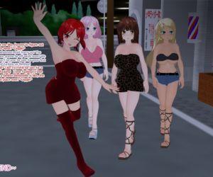 Bimboville 3DCG - part 5