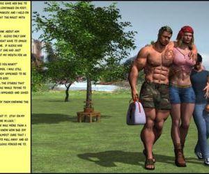 3d मांसपेशियों