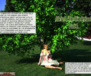 Alicia in Wonderland Part 1