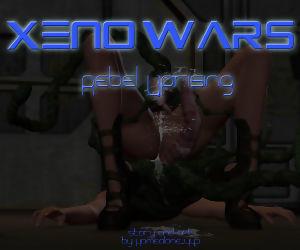 Xeno Wars - Rebel Uprising