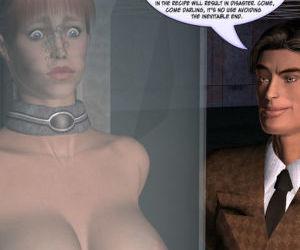 Agents of D.E.S.I.R.E. - The Origin of Valiant Girl - part 2