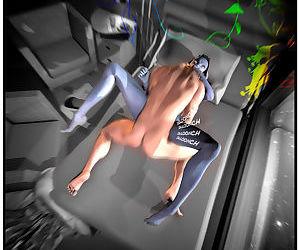Nemesis Bellerophon STFW 12: Blue Steel - part 3