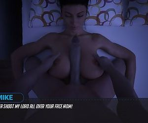 Dreams of Desire part 4 - Moms yoga and night 4 - part 4