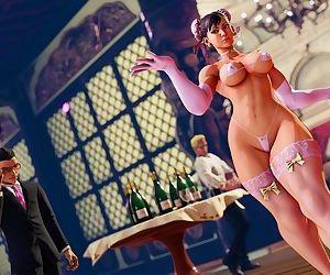 Chun-li nude